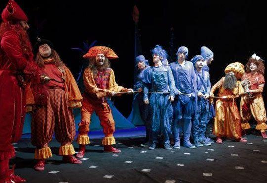 Приказка за малки и големи! Гледайте мюзикъла Питър Пан в Театър София на 05.12, от 11.00ч, билет за двама! - Снимка 6