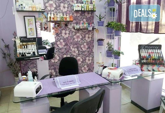 Терапия за нежни ръце със свещ с аромат на маракуя, пъпеш, мимоза, ванилия, портокал и кокос в салон J.D.V Beauty Center Relax! - Снимка 11