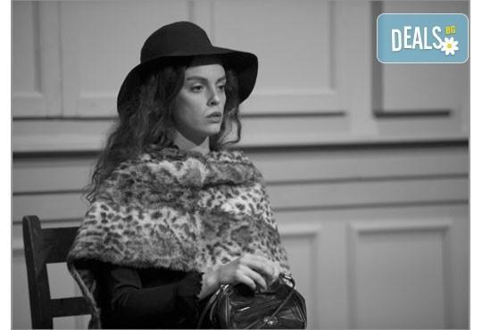 Гледайте премиера в Театър София на 04.12 от 19ч! Нощта на 16ти януари от Айн Ранд с участието на Лилия Маравиля - Снимка 3