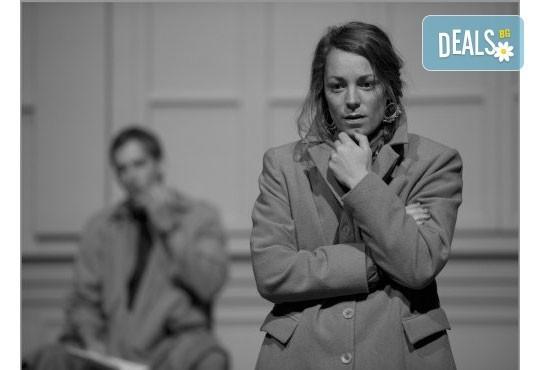 Гледайте премиера в Театър София на 04.12 от 19ч! Нощта на 16ти януари от Айн Ранд с участието на Лилия Маравиля - Снимка 4