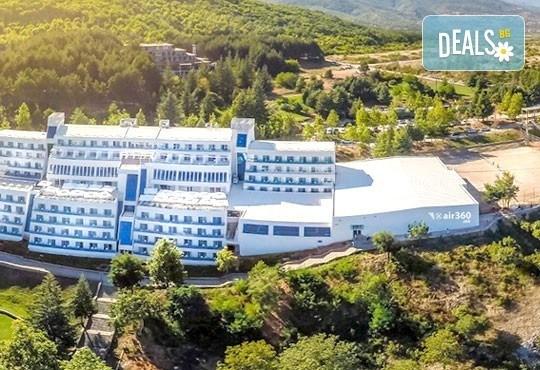 Нова година на брега на Охридското езеро! 2 нощувки със закуски и празнична вечеря в Complex Hotel Izgrev 5* от Ели Рос! - Снимка 3