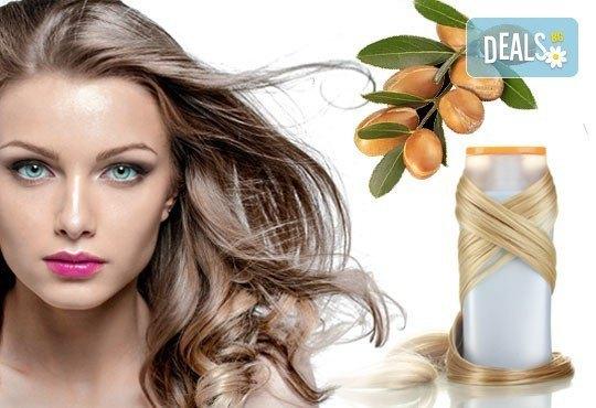 Златна възможност за Вашата коса! Златна терапия 24K Gold от център Енигма в София, Пловдив, Варна, Хасково - Снимка 2