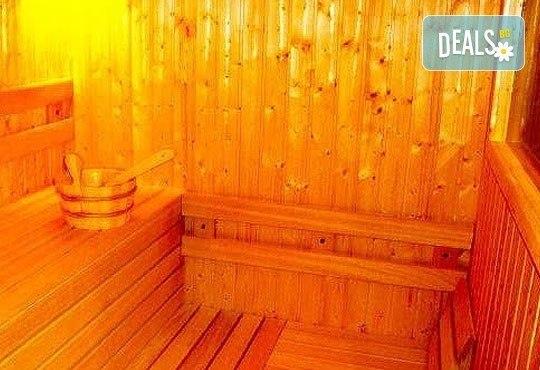 Релаксирайте пълноценно в Хотел Виа Лакус 3*, Сапарева баня! 1 нощувка със закуска и вечеря, СПА зона с минерален басейн - Снимка 12