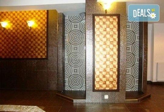 Релаксирайте пълноценно в Хотел Виа Лакус 3*, Сапарева баня! 1 нощувка със закуска и вечеря, СПА зона с минерален басейн - Снимка 17
