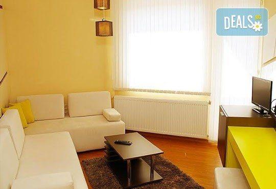 Релаксирайте пълноценно в Хотел Виа Лакус 3*, Сапарева баня! 1 нощувка със закуска и вечеря, СПА зона с минерален басейн - Снимка 5