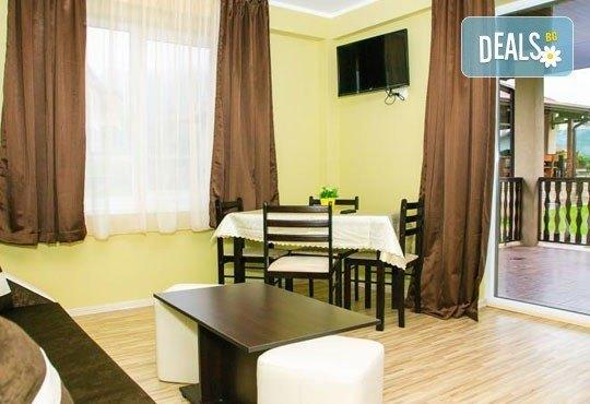 Почивайте в новооткрития комплекс Дарибел 3*, Сапарева баня през ноември! 1 нощувка със закуска, ползване на сауна и фитнес! - Снимка 7