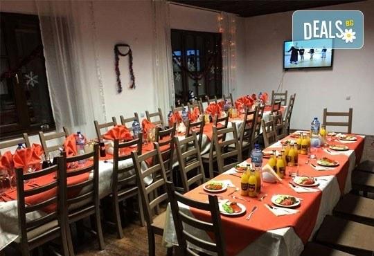 Отпразнувайте 8-ми декември в къща за гости Горски дом 3*, Трявна! 1 или 2 нощувки, домашни закуски и празнична вечеря - Снимка 8