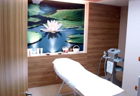 Инфраред терапия с протеинов еликсир за къса или дълга коса, оформяне с преса от Дерматокозметичен център Енигма - Снимка 8