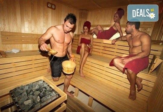 Възстaновете силите си със 75-минутен масаж по избор! Релаксирайте със сауна или парня баня в Sport City Vitosha - Снимка 2