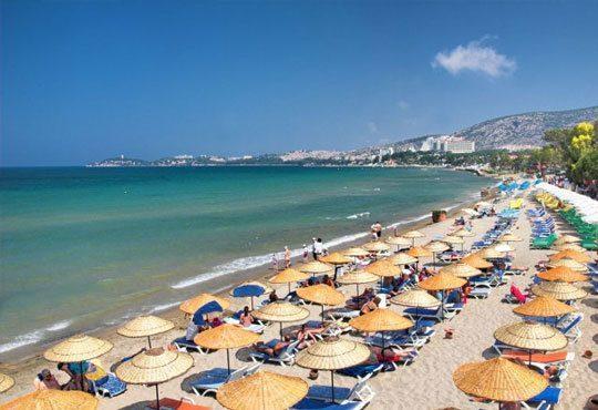 Посрещнете Нова година в Batihan Beach Resort 4*+, Кушадасъ, Турция! 4 нощувки, All Inclusive, възможност за транспорт! - Снимка 14