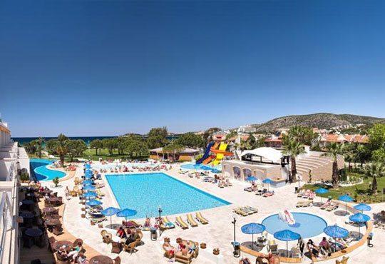 Посрещнете Нова година в Batihan Beach Resort 4*+, Кушадасъ, Турция! 4 нощувки, All Inclusive, възможност за транспорт! - Снимка 15