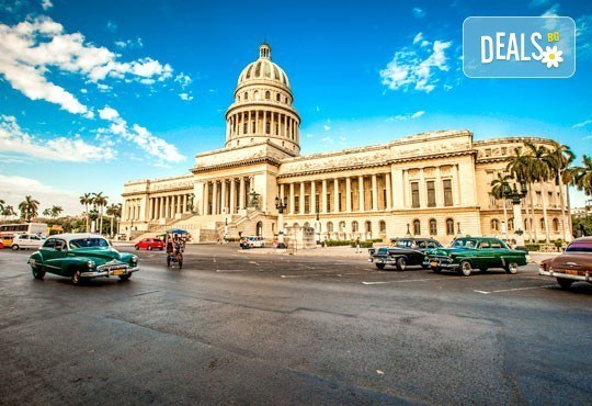 Вижте екзотичната Куба през декември или януари! 3 нощувки със закуски в Хавана и 4 нощувки All Incl. в Кайо Гюлермо, самолетен билет! - Снимка 2