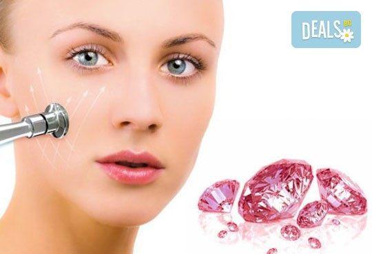 Нова формула за красива кожа! Диамантено микродермабразио на лице плюс неинжективна мезотерапия в салон за красота ТИ! - Снимка 2