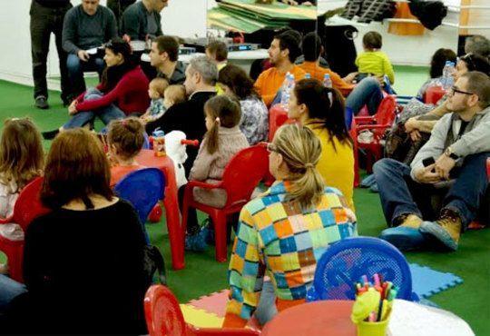 """Art Kids Ви кани на куклен театър! """"В очакване на зимата"""" на 29.11.2015г от 11 ч. в Дом на културата """"Искър"""" - Снимка 3"""