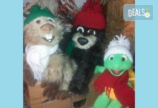 """Art Kids Ви кани на куклен театър! """"В очакване на зимата"""" на 29.11.2015г от 11 ч. в Дом на културата """"Искър"""" - Снимка 2"""