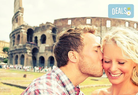 Ранни записвания 2016! В Рим за 4 дни, 3 нощувки със закуски в хотел 3*, самолетен билет и летищни такси от Лале Тур - Снимка 1