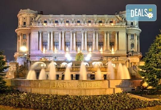 Отпразнувайте Нова година в Букурещ, Румъния! 3 нощувки със закуски в хотел 4*, транспорт от Бургас и туристическа програма! - Снимка 6