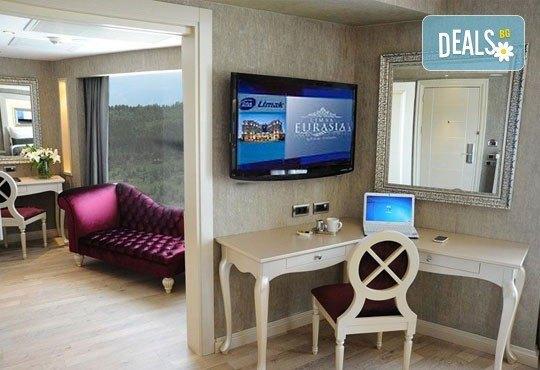Петзвездна Нова година в Limak Eurasia Luxury Hotel 5*, Истанбул, Турция! 2/3 нощувки със закуски и вечери по избор! - Снимка 2