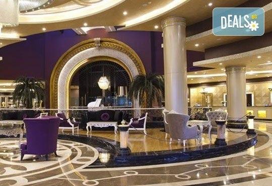 Петзвездна Нова година в Limak Eurasia Luxury Hotel 5*, Истанбул, Турция! 2/3 нощувки със закуски и вечери по избор! - Снимка 6
