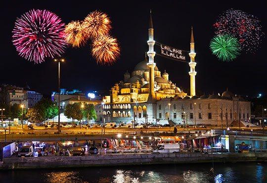 Петзвездна Нова година в Limak Eurasia Luxury Hotel 5*, Истанбул, Турция! 2/3 нощувки със закуски и вечери по избор! - Снимка 9