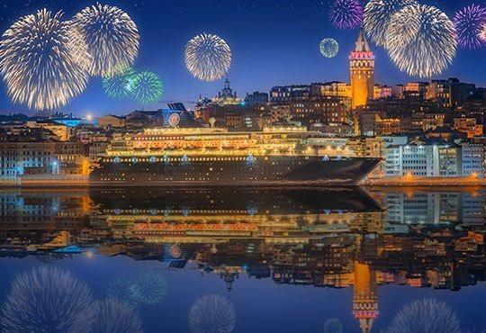 Петзвездна Нова година в Limak Eurasia Luxury Hotel 5*, Истанбул, Турция! 2/3 нощувки със закуски и вечери по избор! - Снимка 7
