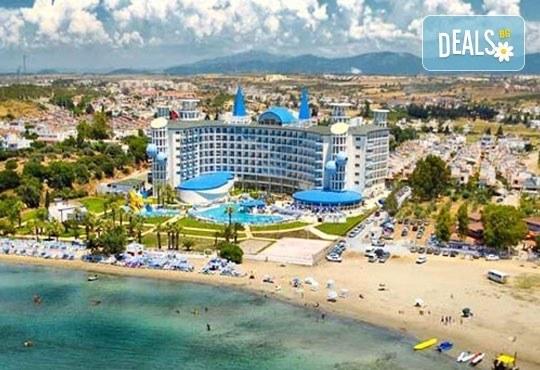 Майски празници в Турция 2016! Ранни записвания за Buyuk Anadolu Didim Resort 5*: 4 или 7 нощувки на база All Inclusive - Снимка 1