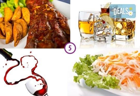 Празнувайте на 8-ми декември в ресторант Бадемова къща, Панчарево с много настроение и меню по избор - Снимка 5