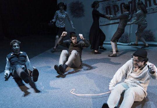 Гледайте постановката Продадено на 09.12. от 19ч. в ТР Сфумато - билет за един! - Снимка 3