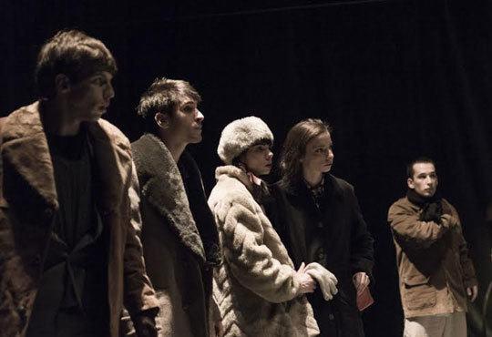 Гледайте постановката Продадено на 09.12. от 19ч. в ТР Сфумато - билет за един! - Снимка 4