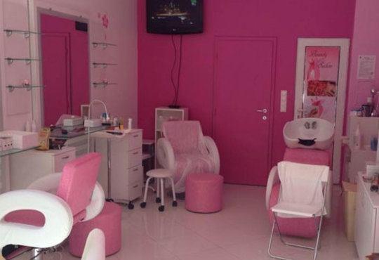 Боядисване с боя BES, измиване с продукти на BES, арганова/кератинова терапия и оформяне в салон за красота Виктoрия! - Снимка 4