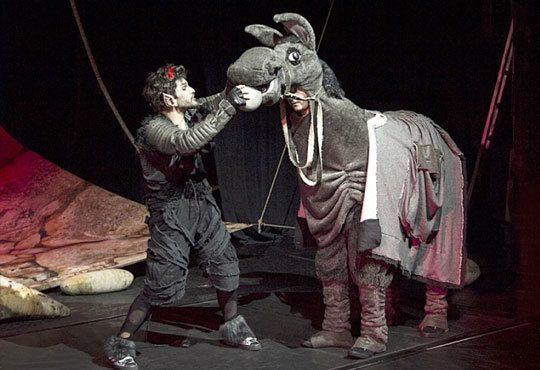 Заповядайте на 12.12. на театър с децата! Гледайте Ян Бибиян в Театър София, Голяма зала, от 11.00ч. с билет за 2-ма - Снимка 3
