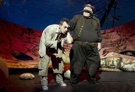 Заповядайте на 12.12. на театър с децата! Гледайте Ян Бибиян в Театър София, Голяма зала, от 11.00ч. с билет за 2-ма - Снимка 5