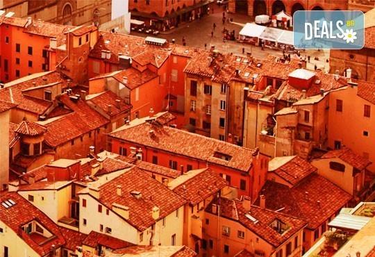 Вкусната страна на живота! Посетете Болоня в период по избор за 3 нощувки в хотел 3*, самолетен билет и летищни такси! - Снимка 1