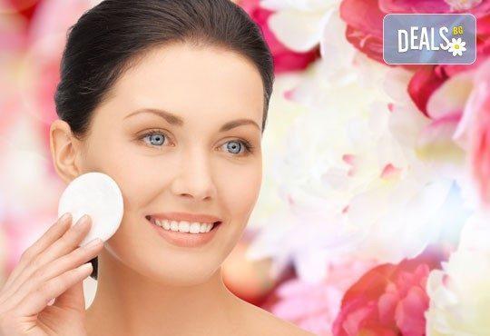 Мануално или ултразвуково почистване на лице с медицинска козметика Dr. Belter или Profi Derm и бонуси в студио Дежа Вю! - Снимка 1