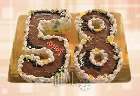 Шоколадови празници с Шоколадови цифри и букви! Изпишете 2016 г. с бутиковото сладкарство на Сладкарница Орхидея - Снимка 4