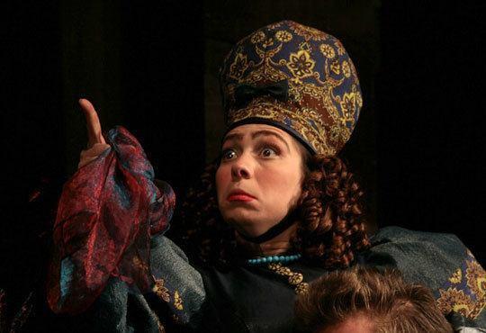 Гледайте Калин Врачански и Мария Сапунджиева в 100-то представление на Ревизор, Театър ''София'', на 09.12. от 19 ч. - Снимка 9