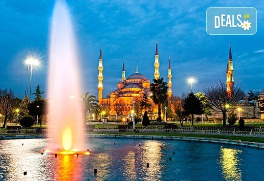 Подарете си приказен уикенд в Истанбул! 2 нощувки със закуски в хотел Bisetun 3*+, организиран транспорт, с Дениз Травел - Снимка 5