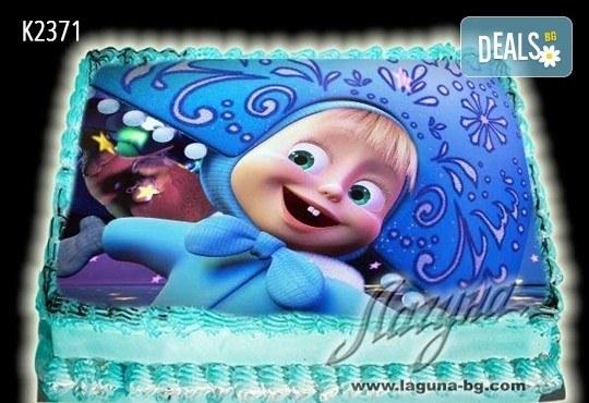 Вкусна торта /избор от 29 картинки/ и пълнеж по избор от Виенски салон Лагуна Предплатете сега 1лв! - Снимка 40