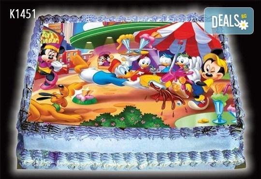Вкусна торта /избор от 29 картинки/ и пълнеж по избор от Виенски салон Лагуна Предплатете сега 1лв! - Снимка 18
