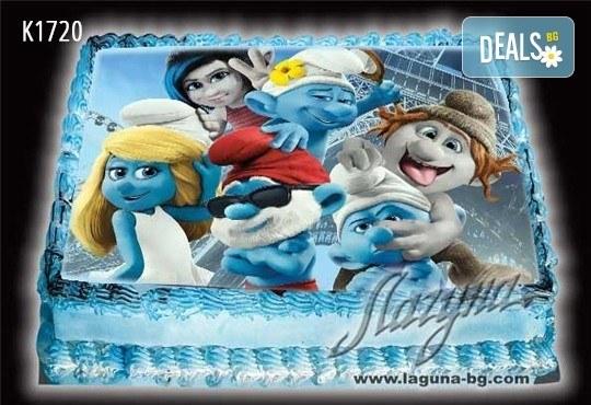 Вкусна торта /избор от 29 картинки/ и пълнеж по избор от Виенски салон Лагуна Предплатете сега 1лв! - Снимка 20