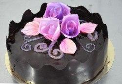 Уникална шоколадова торта Линд от Виенски салон Лагуна