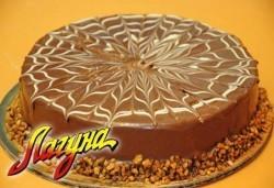 Класическо сладко изкушение от Виенски салон Лагуна! Торта Гараш! Предплатете сега 1лв - Снимка