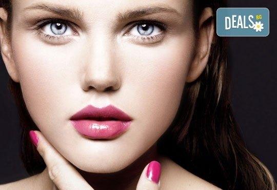 Филър за попълване на назолабиални бръчки или оформяне на контура и обема на устните 0,5 ml или 1 ml в Dream Hips - Снимка 1
