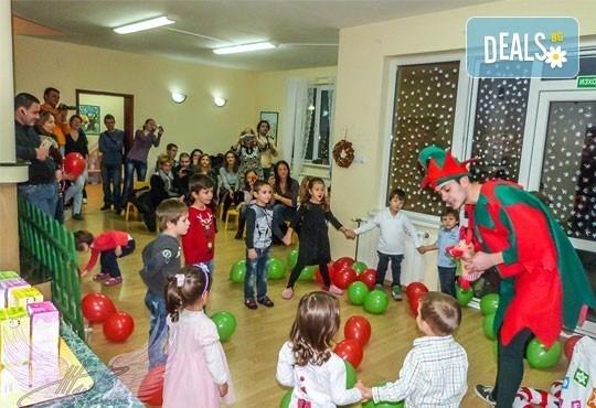 Коледно парти с DJ-аниматор, дядо Коледа, фото заснемане и украса, на посочен от вас адрес, от Eventsbg.net ! - Снимка 4