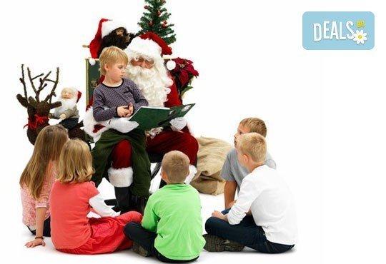 Коледно парти с DJ-аниматор, дядо Коледа, фото заснемане и украса, на посочен от вас адрес, от Eventsbg.net ! - Снимка 5