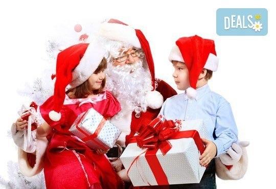 Коледно парти с DJ-аниматор, дядо Коледа, фото заснемане и украса, на посочен от вас адрес, от Eventsbg.net ! - Снимка 6