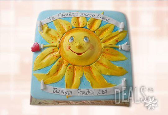 Детска АРТ торта с фигурална ръчно изработена декорация с любими на децата герои от Сладкарница Джорджо Джани - Снимка 27