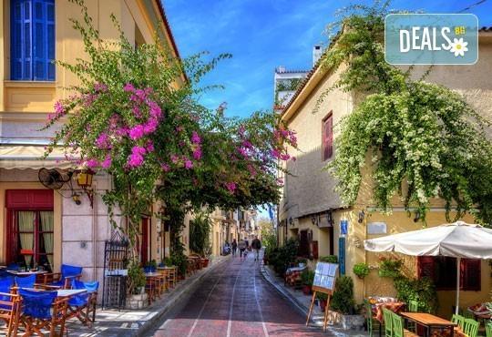 Шопинг и разходка в Атина през януари! 3 нощувки със закуски, Epidavros 2/3*, самолетен билет от Лале Тур - Снимка 2