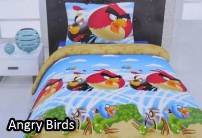 Изненадайте детето си със страхотен спален комплект с любимите му анимационни герои от Шико - ТВ! - Снимка