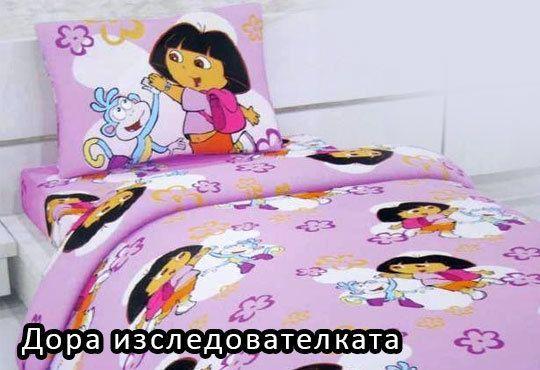 Изненадайте детето си със страхотен спален комплект с любимите му анимационни герои от Шико - ТВ! - Снимка 7